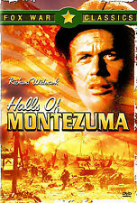 Halls of Montezuma (DVD, 2006, Sensormatic)