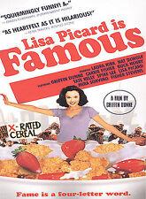 New listing Lisa Picard Is Famous DVD, Penelope Ann Miller,Spike Lee,Buck Henry,Melissa Gilb