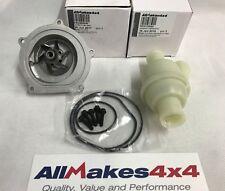 Allmakes 4x4 Land Rover Defender & Disco TD5 Bomba de Agua,Tornillos &