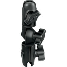 """Ram Mount Motorcycle Double Socket Arm with 5"""" Swivel for 1"""" Ball"""