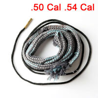 Bore Snake Cleaning .50 Cal .54 Cal Boresnake Barrel Brass Cleaner