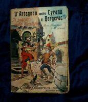 D'Artagnan Contro Cyrano di Bergerac ; Il Segreto Della Bastiglia Libro