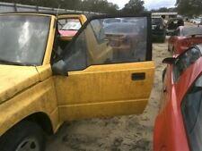 Driver Left Front Door Manual Fits 92-98 SUNRUNNER 338335
