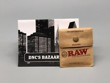 Pocket Ashtray by Raw Rolling Papers Sold Individually!!!