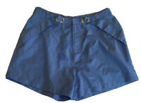 NWOT Athletic Shorts Size M 10-12 Energy Zone Blue Casual Bungee Adjustors
