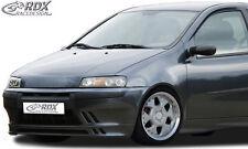RDX Frontspoiler FIAT Punto 2 188 Front Spoiler Lippe Vorne Ansatz