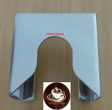 Coffee TAMPER TAMPING STAND - Mazzer stainless steel