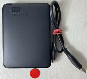 Western Digital WD Externe Festplatte HDD 4TB 4000 GB Hard Drive USB 3.0
