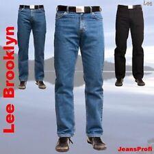 Lee Brooklyn Jeans Comfort Denim Herren Hose