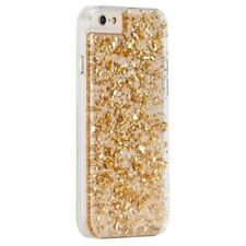 Case-Mate Karat Case Cover For iPhone 6 Plus/6S Plus - GOLD LEAF