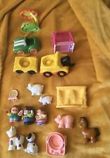 Fisher Price Little People bundle With Other Items
