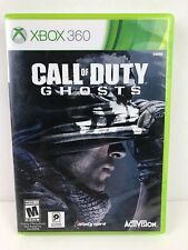 XBOX 360 Call of Duty: Ghosts Excellent Pre-Owned Condition