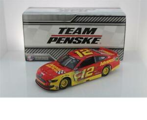 NASCAR 2020 RYAN BLANEY #12 ADVANCE AUTO PARTS 1/24 CAR