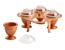 Copper Chef Non-Stick Egg Cooker 9-Piece Set
