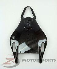 2006 2007 R6 Driver Seat Rear Lower Bottom Tail Fairing Cowl 100% Carbon Fiber