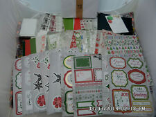Complete Cardmaking Kit-Christmas at its Finest-Makes 30 Cards all you need BNIB