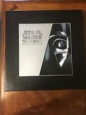 Star Wars Trilogy Widescreen LaserDisc Special Limited Edition 32896/40,000