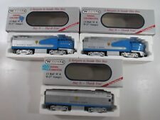 Williams  Diesel Locomotive DELAWARE & HUDSON ABA Set in Original Boxes C-8