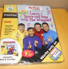 My First LeapPad  Preschool Math The Wiggles