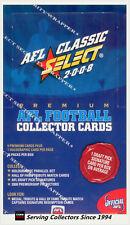 2008 Select AFL Classic Trading Card Factory Box (36 packs)-RARE!