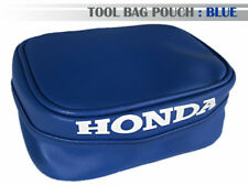"""HONDA XR250R 1982 """"BLUE"""" TOOL BAG POUCH + CABLE TIES"""