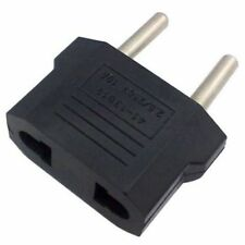 5X US/USA to European Euro EU Travel Charger Adapter Plug Outlet Converter NEW
