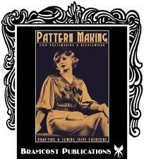 1935 Sewing Pattern Book (Drafting Flat Block Making)