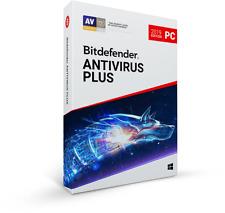 Bitdefender Antivirus Plus 2020 - 1 PC/1 Anno/Nuova/ESD/NON PREATTIVATA NEW