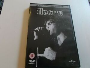 THE DOORS 30 YEAR COMMEMORITIVE EDITION,DVD 2001
