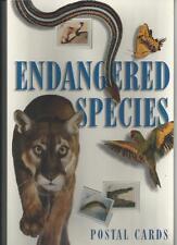 UX264-UX278 UX278a Endangered Species Type Postal Cards set SEALED