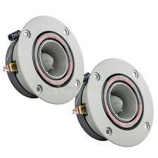 "1"" Titanium Bullet Tweeters Compression 150 Watt American Bass MX-251T Pair"