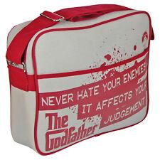 The Godfather Sports Bag. Cult Classic Gangster Movie Satchel Brando