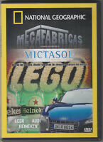 National Geographic: Megafabricas Vol. 2 (DVD) Mictasol Promotion
