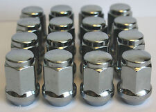 16 X M12 X 1.5 ALLOY WHEEL NUTS FIT FORD FORD PUMA FIESTA MK6 MK7 MK8