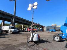 2017 Magnum Mlt6Sk Towable Light Tower Generator 6Kw GenSet Kubota bidadoo