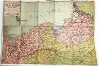 Old Germany Map - NORD-OST  - a-711
