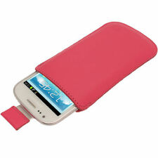 Cover e custodie rosa semplice per Samsung Galaxy Mini