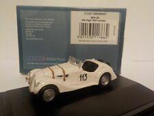 Model Car, BMW 328 - White, 1/76 New
