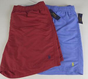 Polo Ralph Lauren Hawaiian Boxer Mens Swim Wear Trunks Shorts $69.50 w/ Pony NWT
