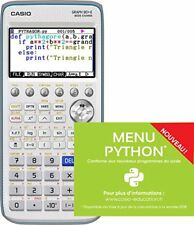 Casio Calculatrice graphique Graph90 E Mode examen