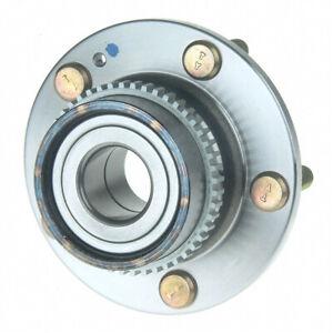 Wheel Bearing and Hub Assembly Rear Moog 512267