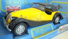 Polistil 1/16 Scale diecast - TG2 Morgan Plus 8 Yellow / black