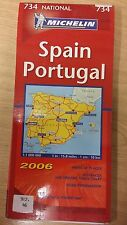 734: Spain/Portugal: 2006: Michelin Map (M16)