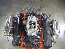 CX Twin Turbo Manifold Header For BBC Big Block Chevy 396 402 427 454 Malibu