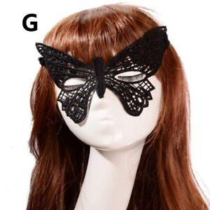 Fancy Mask Fashion Black Lace Party Ball Masquerade Mask Dress Mask Mardi Gras