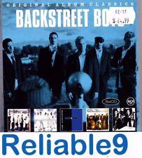 Backstreet Boys - 5 Original album classics 5CD Digipak-2013 Sony-Made in the EU