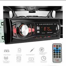 Car MP3 Player MP3/WMA/WAV FM Radio Bluetooth 1 DIN Remote Control USB AUX BT