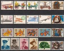 1974 COMPLETE COMMEMORATIVE YEAR SET ( 6 SETS ) UNMOUNTED MINT
