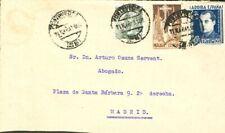 España. Andalucía. Storia Postal. Contrassegno di Málag