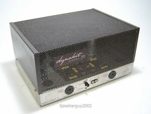Vintage Dynaco Stereo 70 / ST70 Stereo Tube Amplifier (No Tubes)  -- KT1